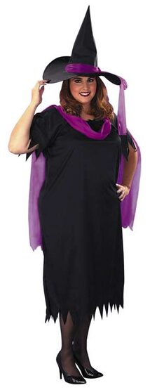 Witch Plus Size Costume