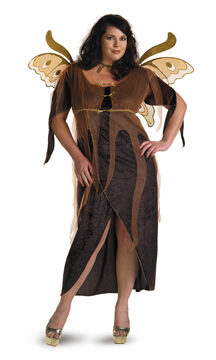 Autumn Fairy Plus Size Costume