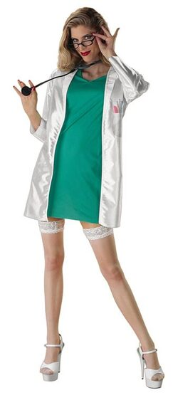 Sexy Surgeon Adult Costume