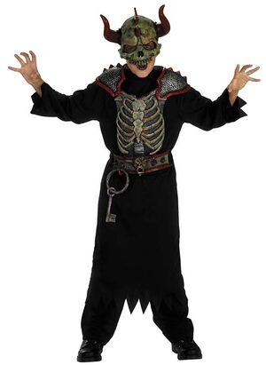 Gate Keeper Kids Scary Costume