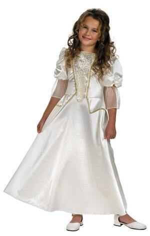 Kids Queen Elizabeth Quality Pirates of the Caribbean Costume