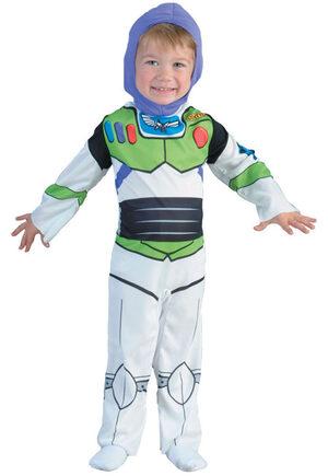 Disney Buzz Lightyear Quality Kids Costume