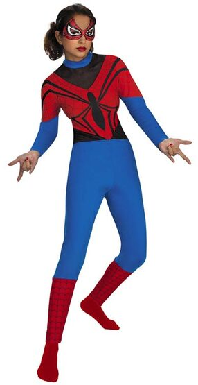 Kids Spider Girl Costume