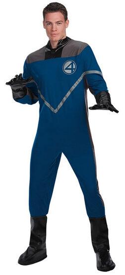 Mr Fantastic Deluxe Adult Costume
