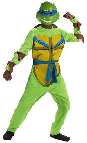 Kids Leonardo Ninja Turtles Costume