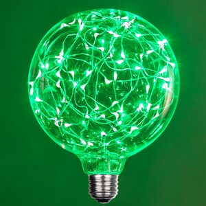 G125 Green LED Replacement Bulbs