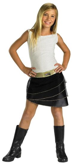 Hannah Montana Quality  Kids Costume