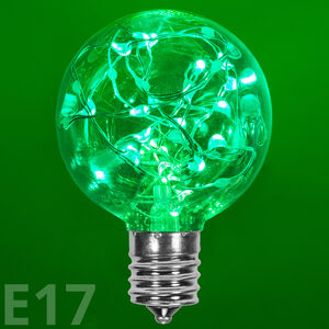 G50 Green LED Replacement Bulbs