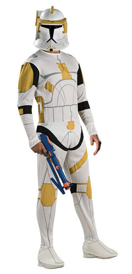 Clone Trooper Commander Cody Adult Costume