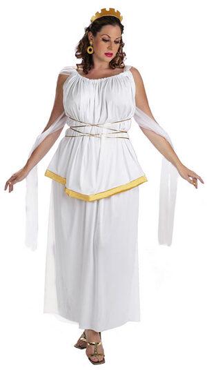 Athena Plus Size Greek Goddess Costume