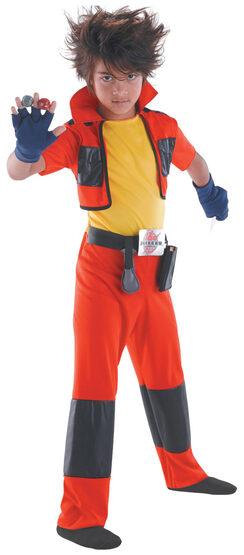 Dan Kuso Bakugan Kids Costume