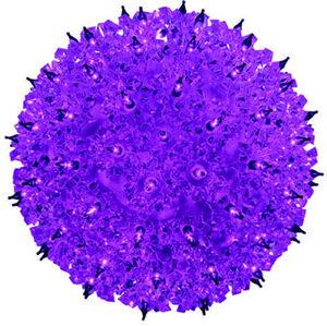 "Purple 7.5"" Halloween Light Stake"