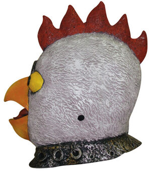 Adult Swim Robot Chicken Funny Mask
