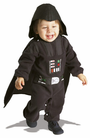Darth Vader Toddler Baby Costume