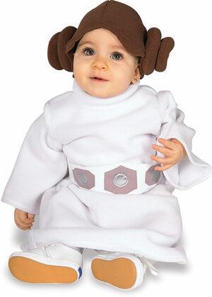 Star Wars Toddler Princess Leia Baby Costume