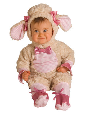 Lucky Lil Lamb Baby Costume