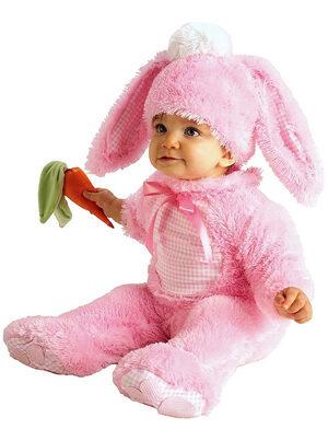 Precious Pink Wabbit Baby Costume