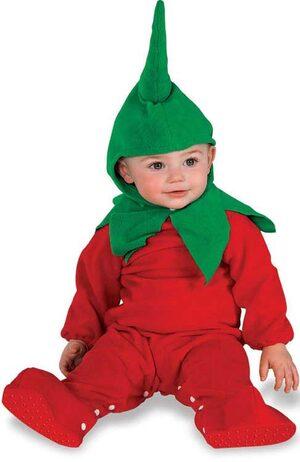 Red Hot Chili Pepper Baby Costume