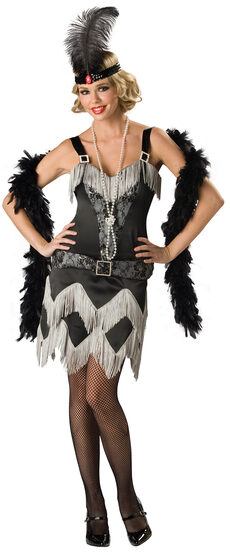Charleston Cutie Adult 1920s Flapper Costume