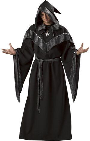 Mens Dark Sorcerer Adult Costume