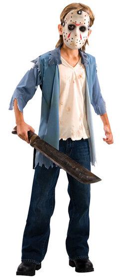 Friday the 13th Jason Kids Costume