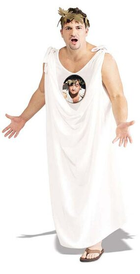 Animal House Roman Adult Toga Costume