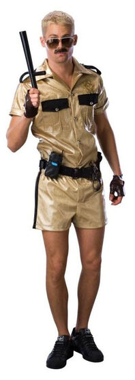 Mens Reno 911 Lt Dangle Adult Police Costume