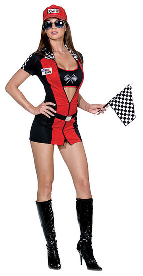 Joy Rider Sexy Costume