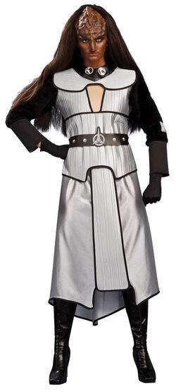 Klingon Female Deluxe Costume