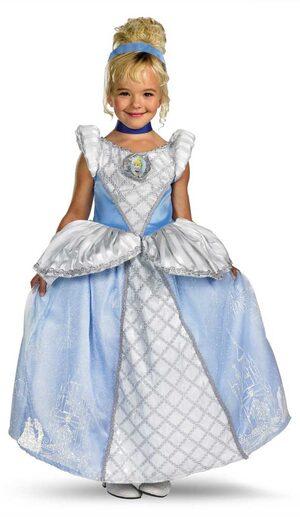 Kids Prestige Disney Cinderella Costume