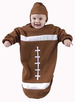 Football All Star Infant Costume