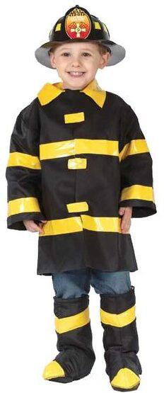 Kids Fire Chief Toddler Fireman Costume